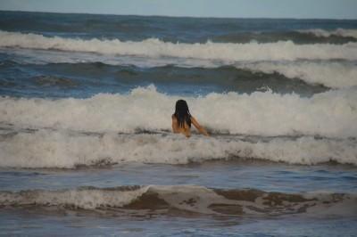 Ifitry Centre d'art.....Maroc: L'oceano - le bain de chaque matin ...10-11-12