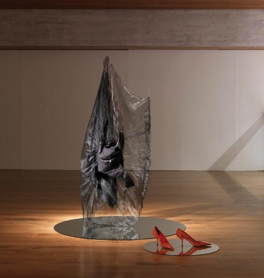 Pavanne noir. Paris- Galerie Artemisia