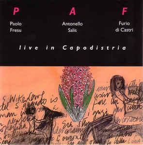 Live in Capodistria Covert Art: PILAR COSSIO